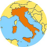 Italien Sprachkurs Mappen