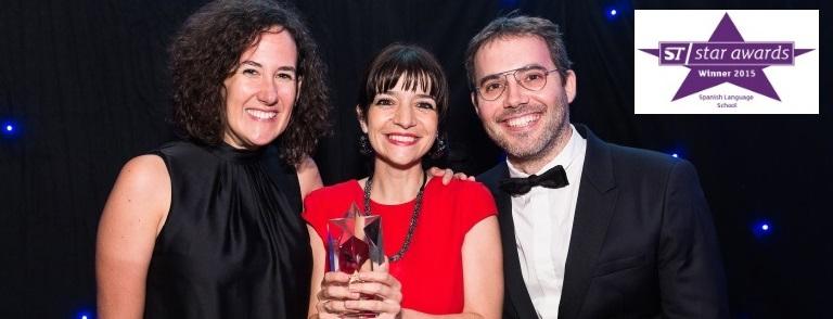 star award winner - Hispania